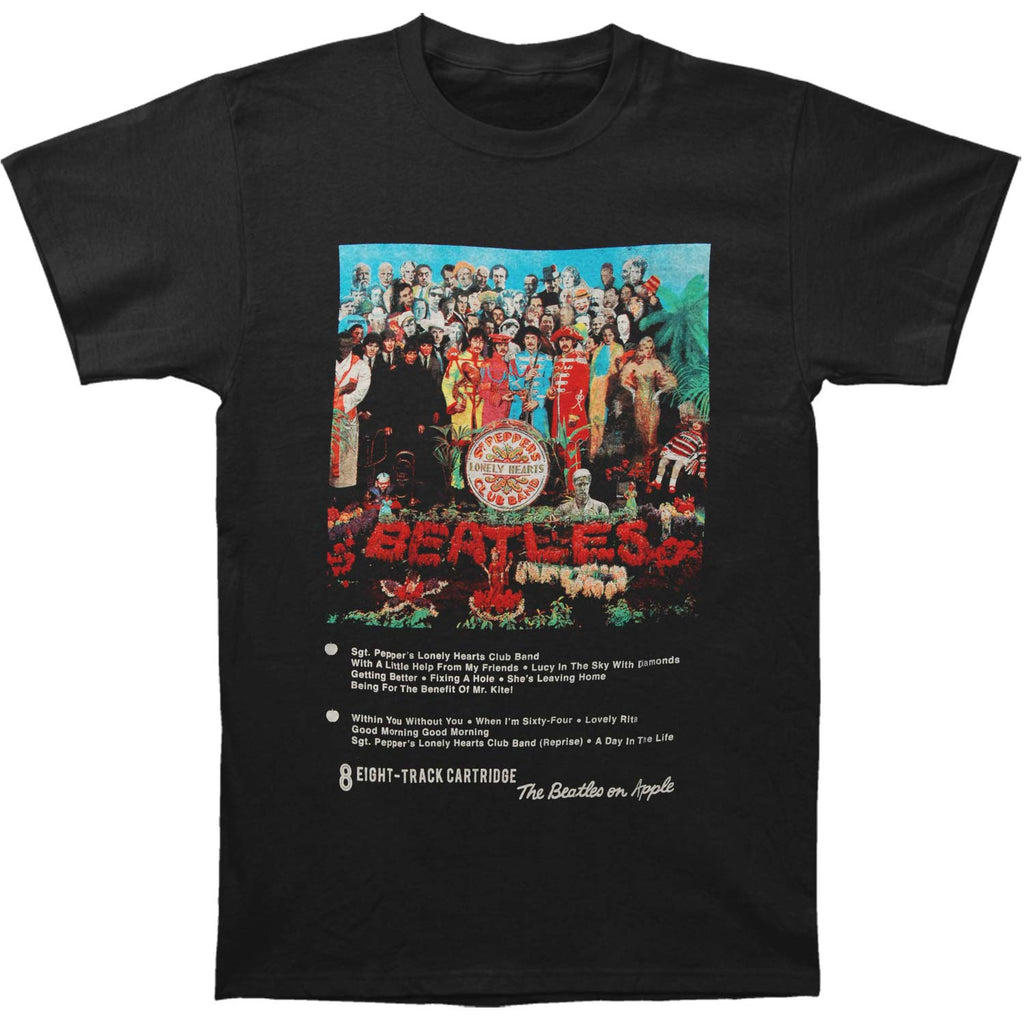 Sgt. Pepper 8 Track Slim Fit T-shirt