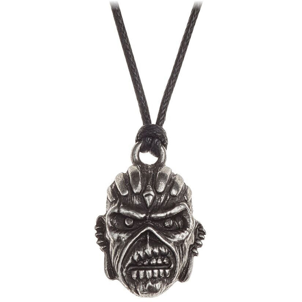 Book Of Souls Eddie Pendant Necklace