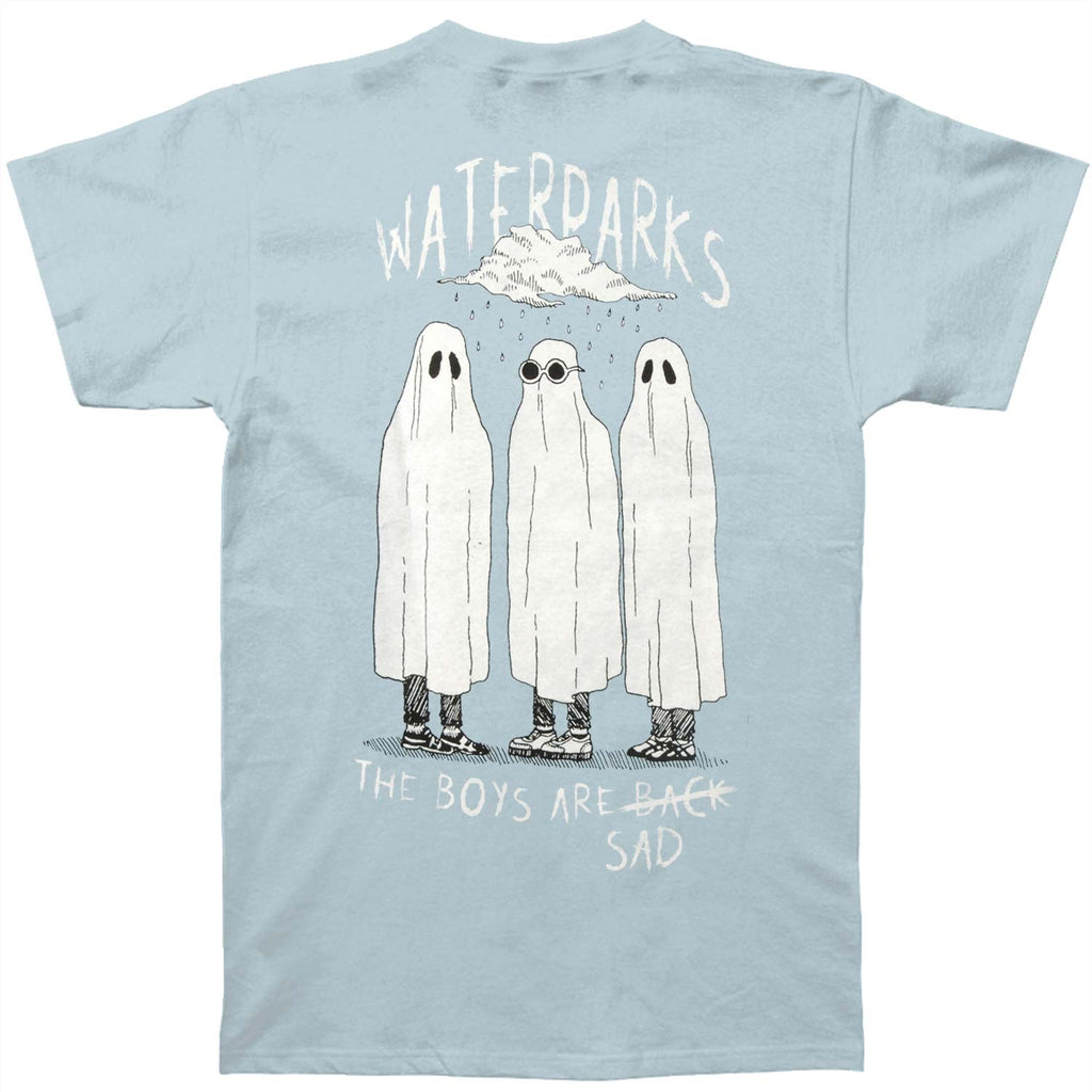 Waterparks The Boys Are Sad T-shirt