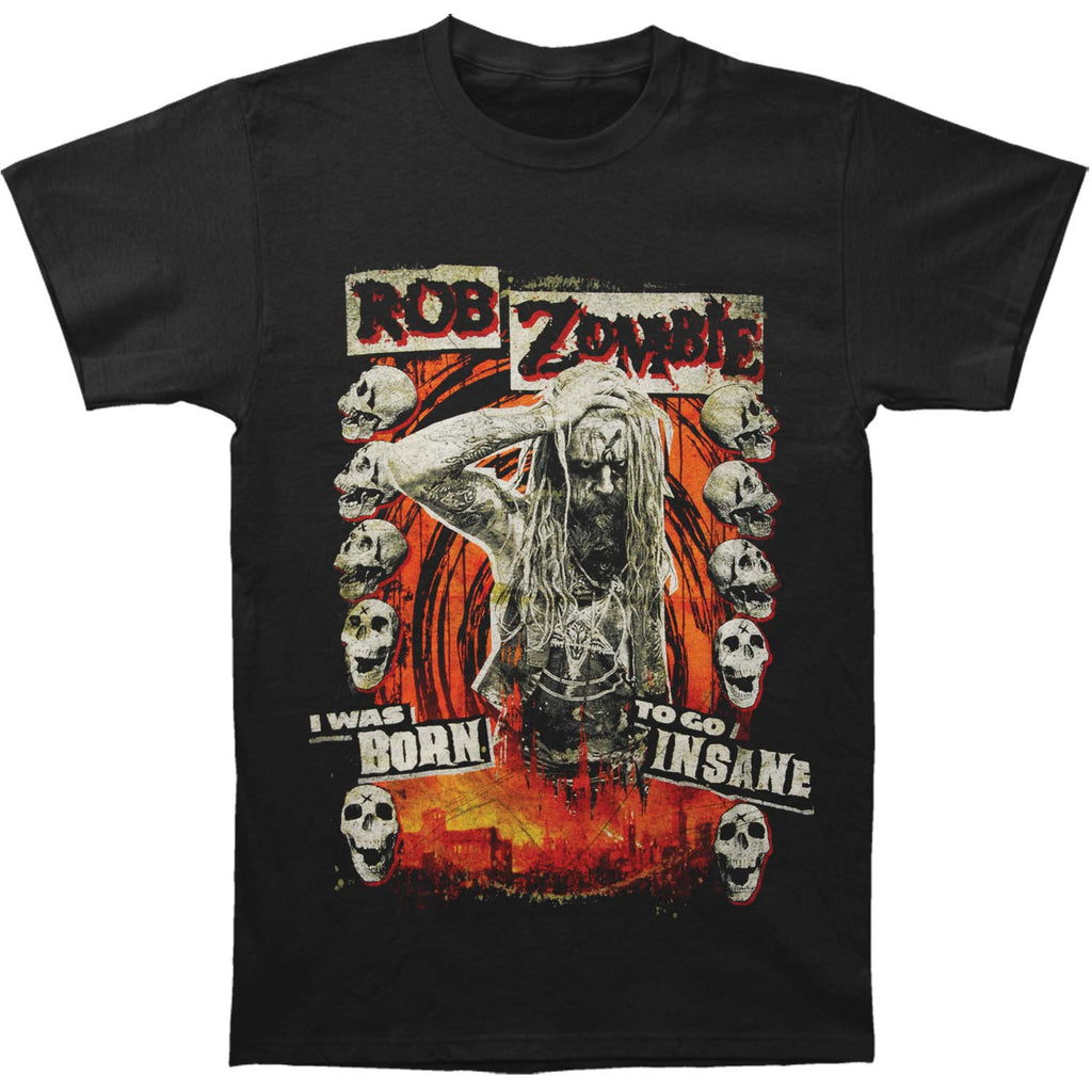 Born To Go Insane Slim Fit T-shirt