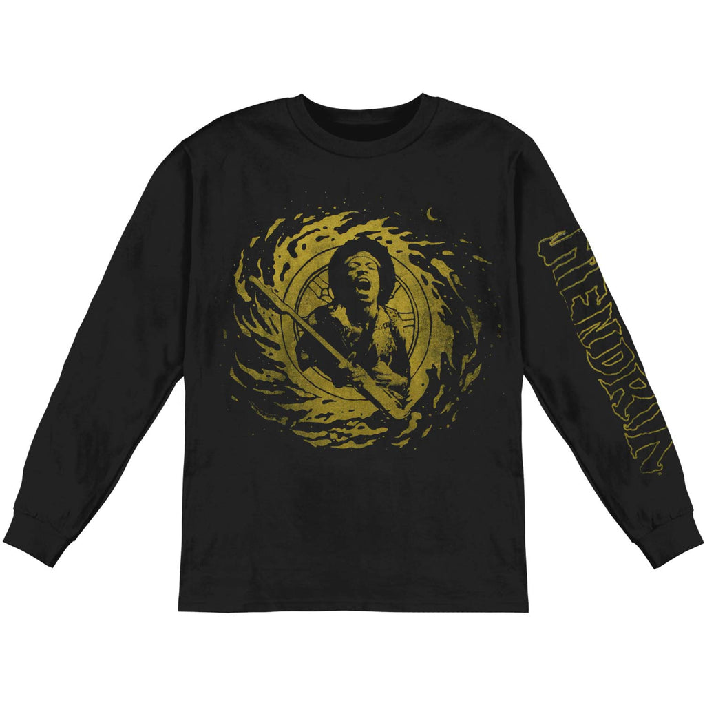 Hendrix Cosmic Swirl Long Sleeve  Long Sleeve