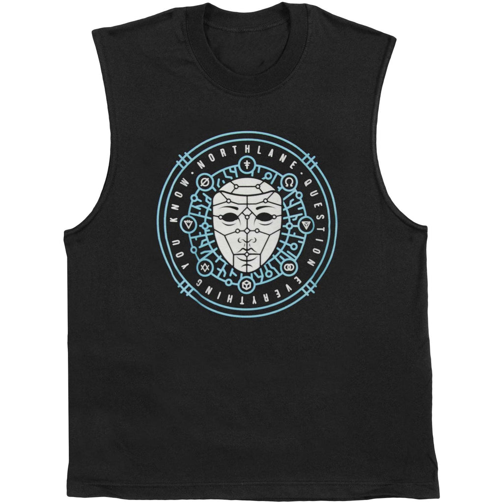 Question Everything Mens Tank