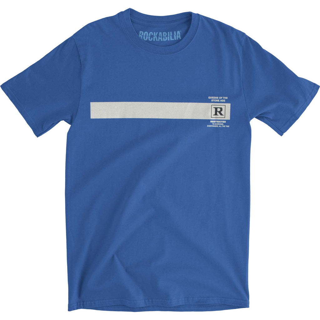 Restricted To Everyone Mens T Slim Fit T-shirt