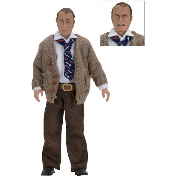 Old Man Action Figure