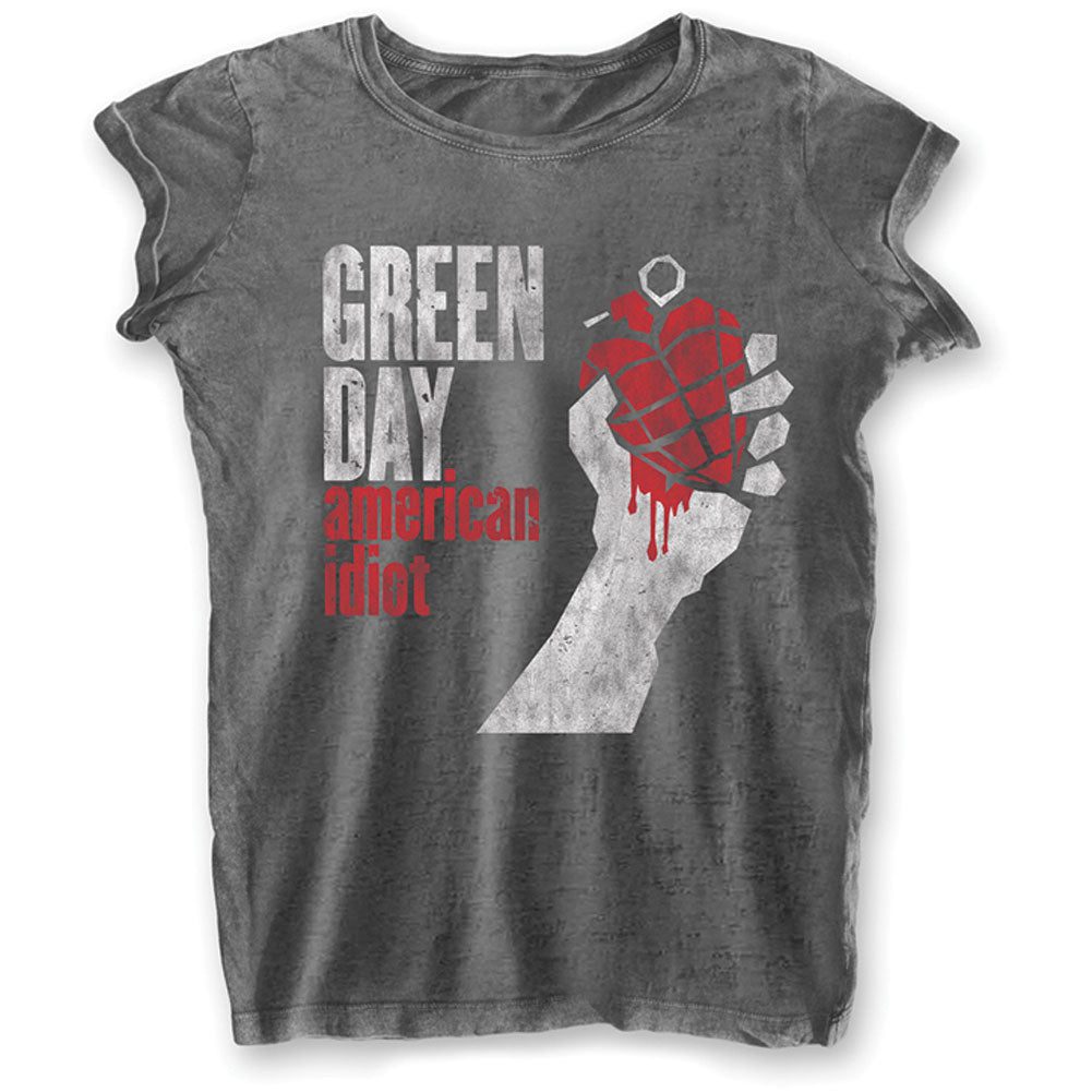 American Idiot Vintage Junior Top