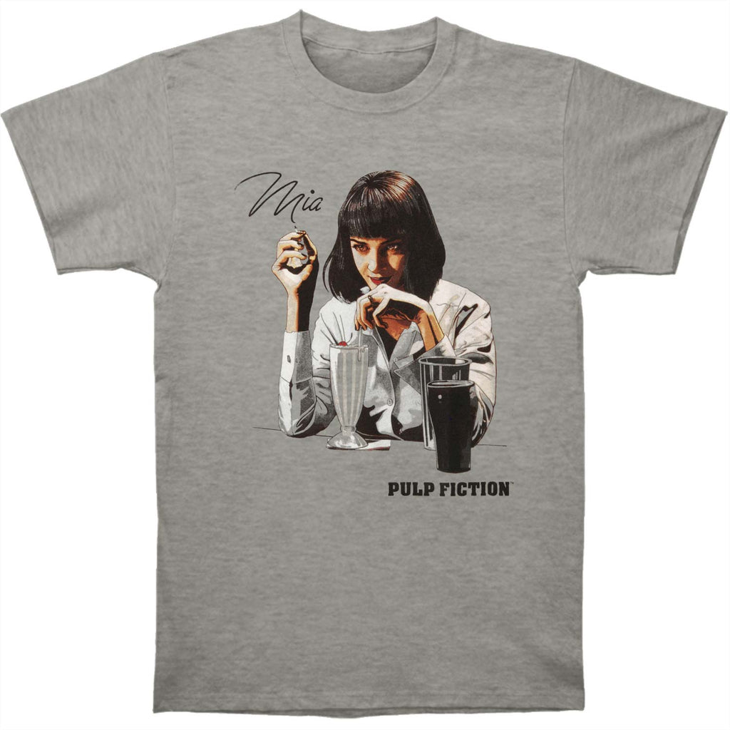 Pulp Fiction Mia Revised T-shirt