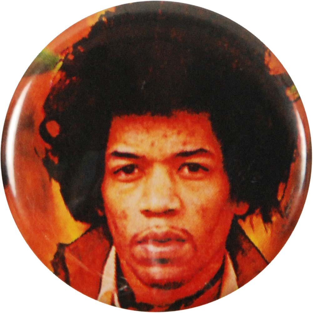 Jimi Hendrix Fire Button