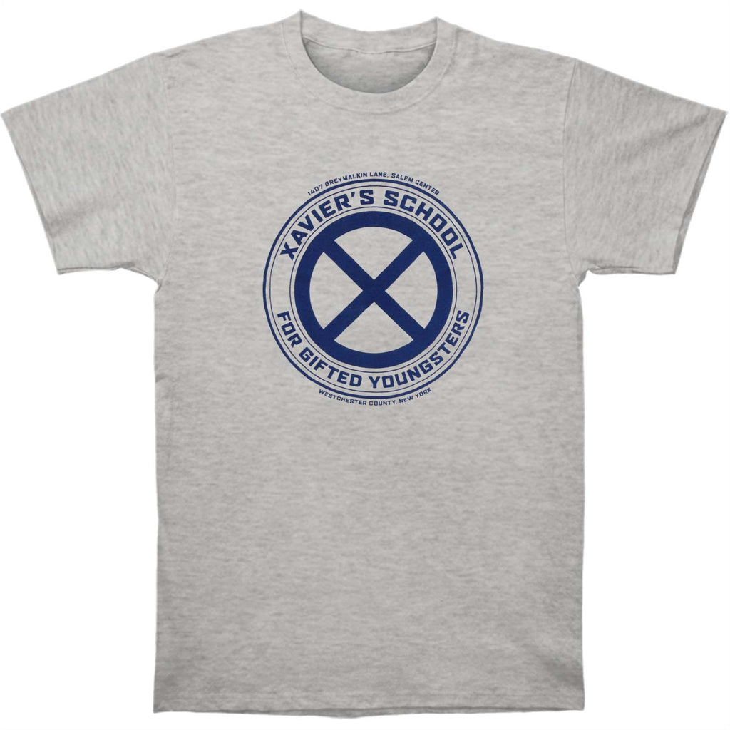 Xavier's School Slim Fit T-shirt