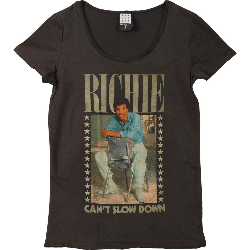 Lionel Richie Can't Slow Soft Junior Top
