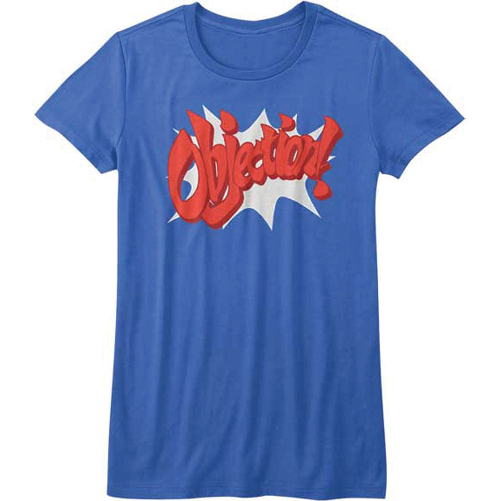 Objection Soft Junior Top