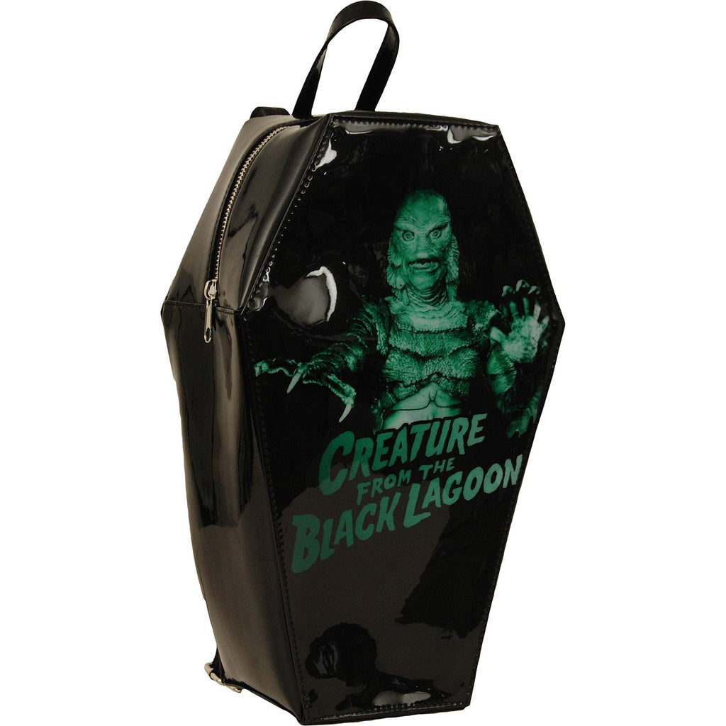 Creature Coffin Backpack Backpack