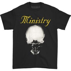Official Ministry Holy Cow Block Letters T-Shirt With Sympathy The Last Sucker