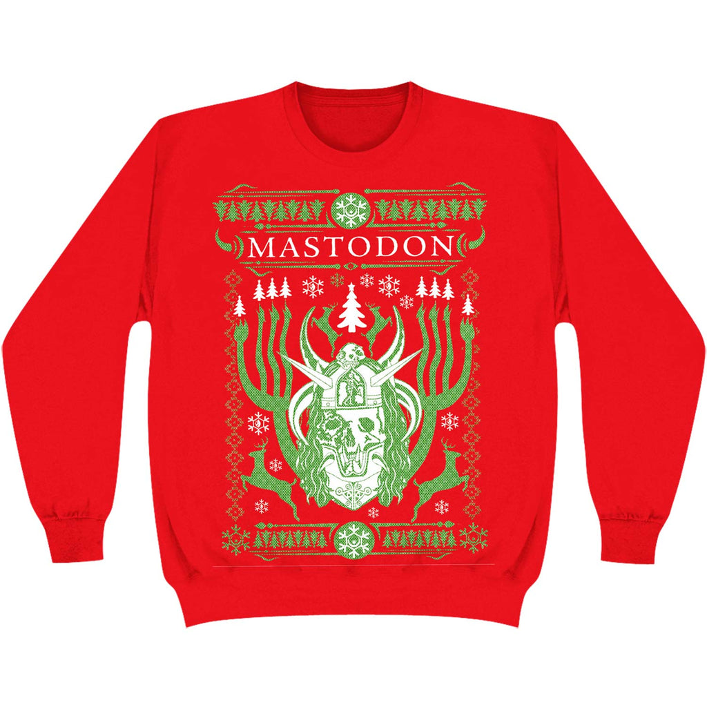 EOS Holiday Crewneck Sweater Sweatshirt