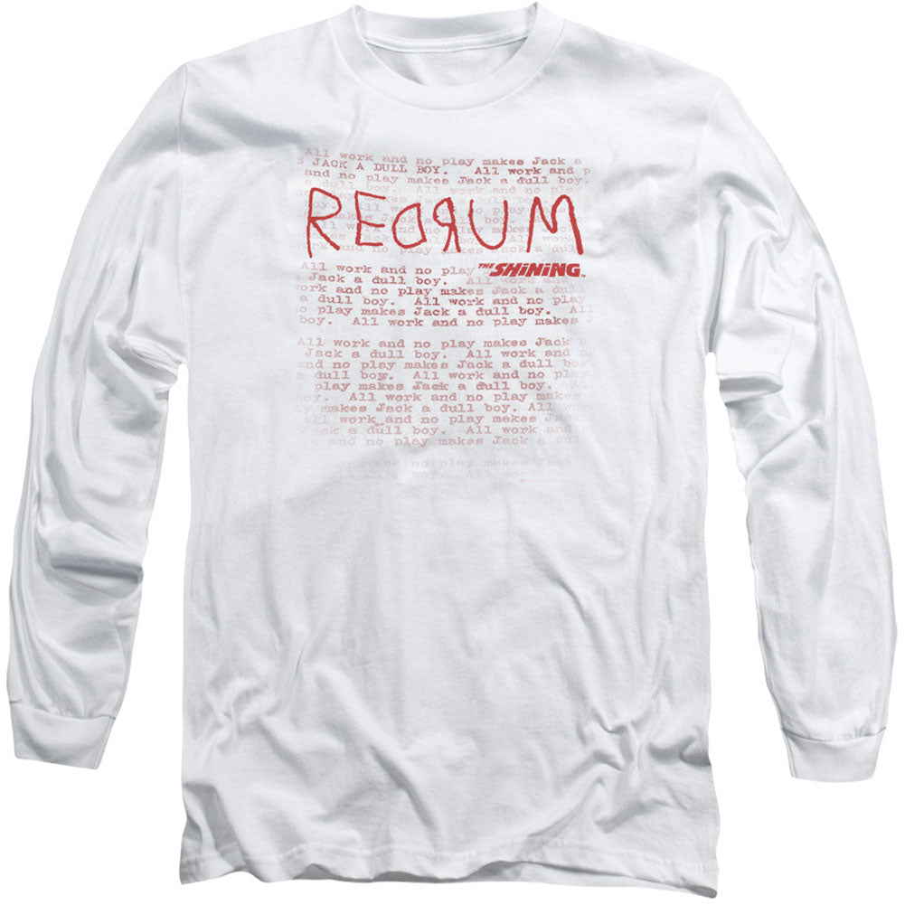 Redrum Long Sleeve