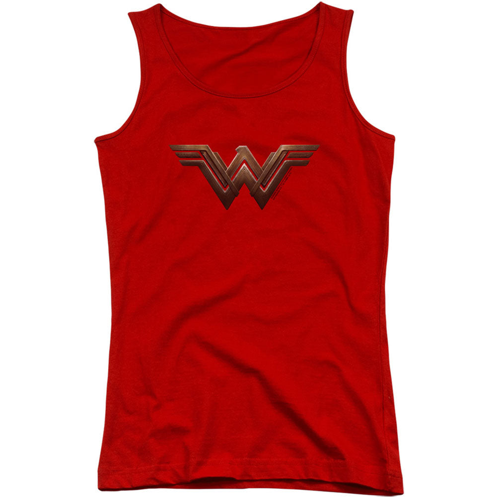 Wonder Woman Logo Womens Tank