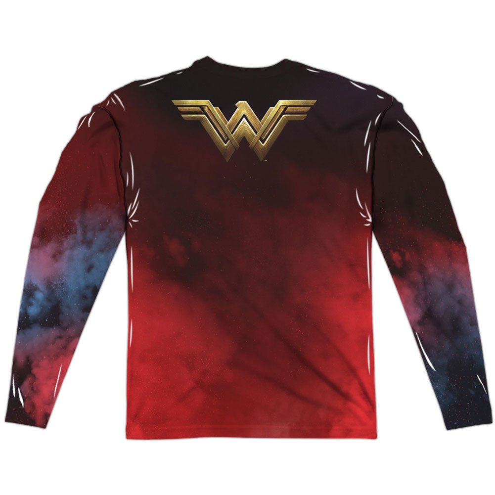 Arms Crossed 100% Poly Front/Back Print Sublimation Long Sleeve
