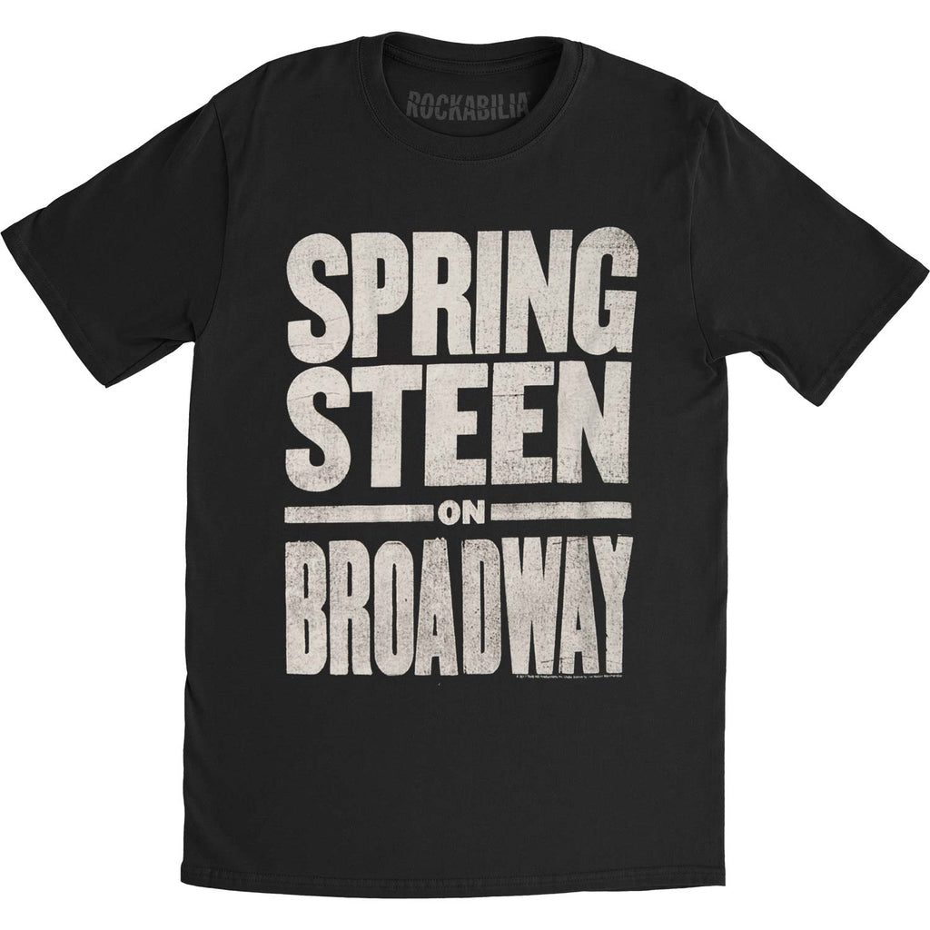 Bruce On Broadway Slim Fit T-shirt