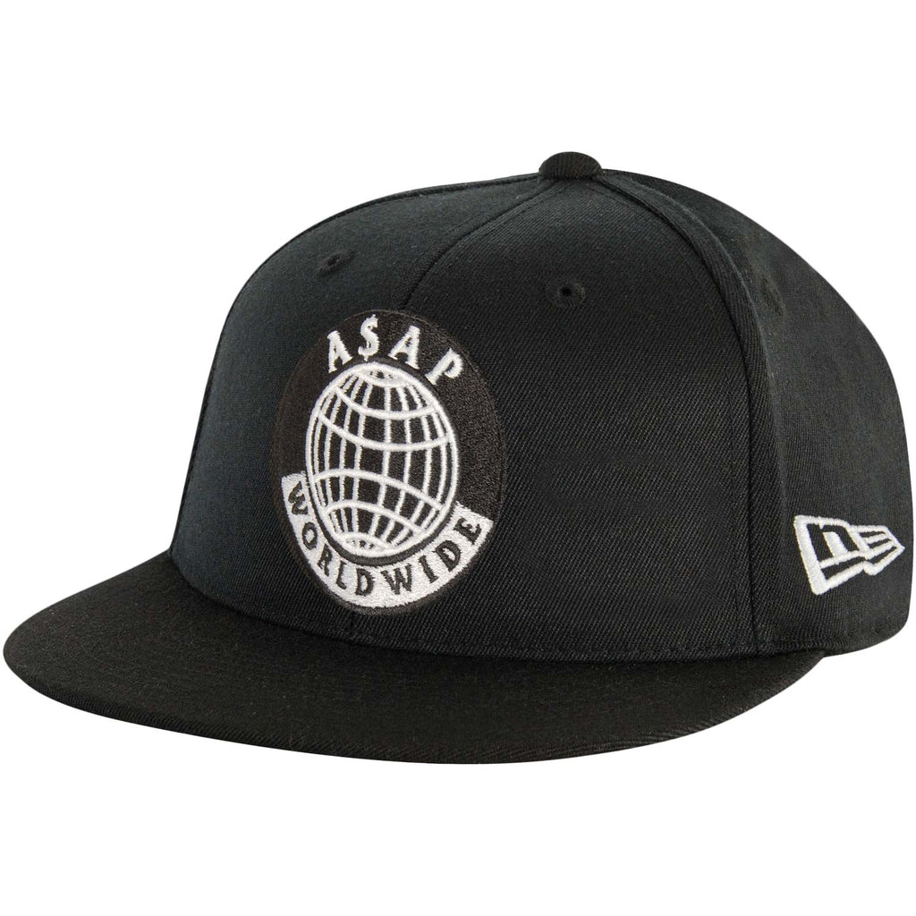 Worldwide Globe Baseball Cap