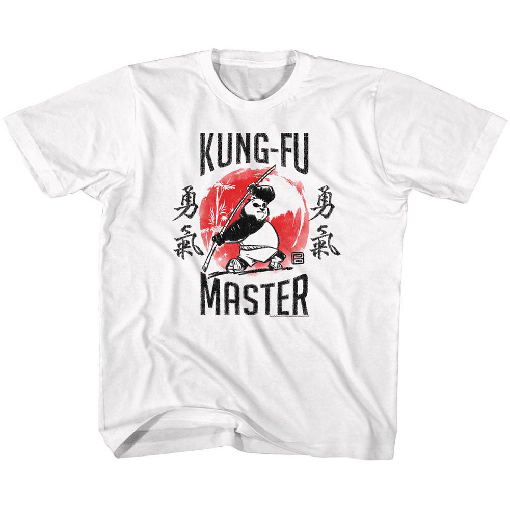 Kung-fu Master Youth T-shirt