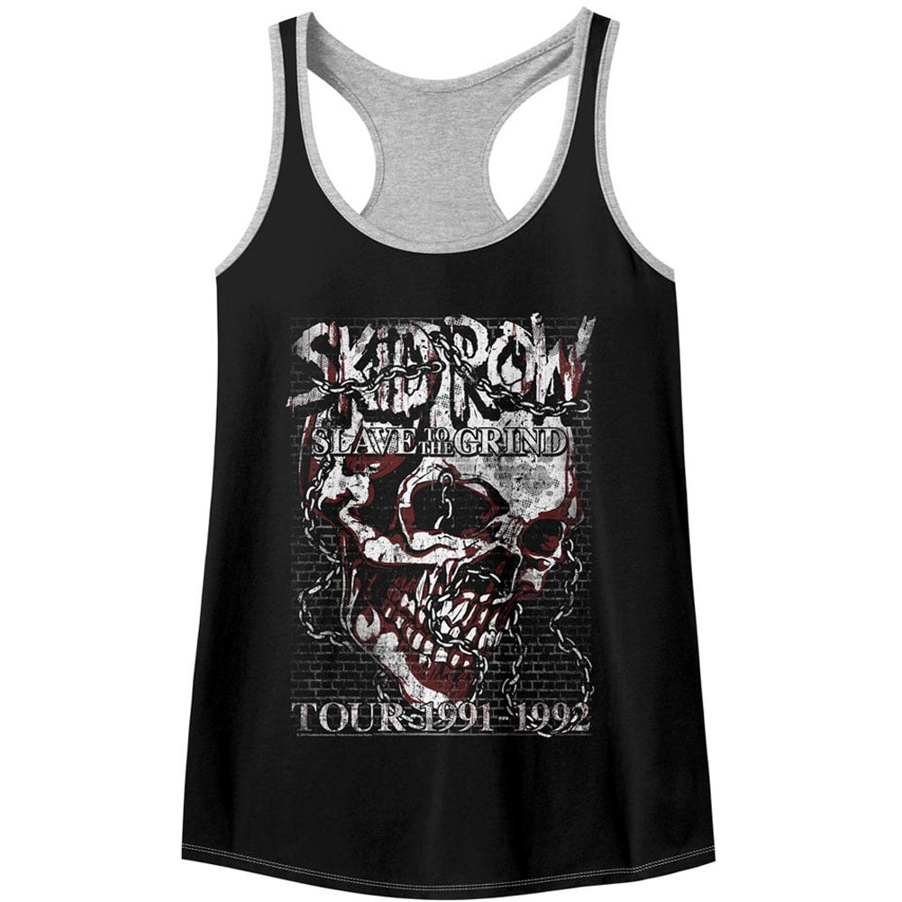 Skull Chain Junior Top