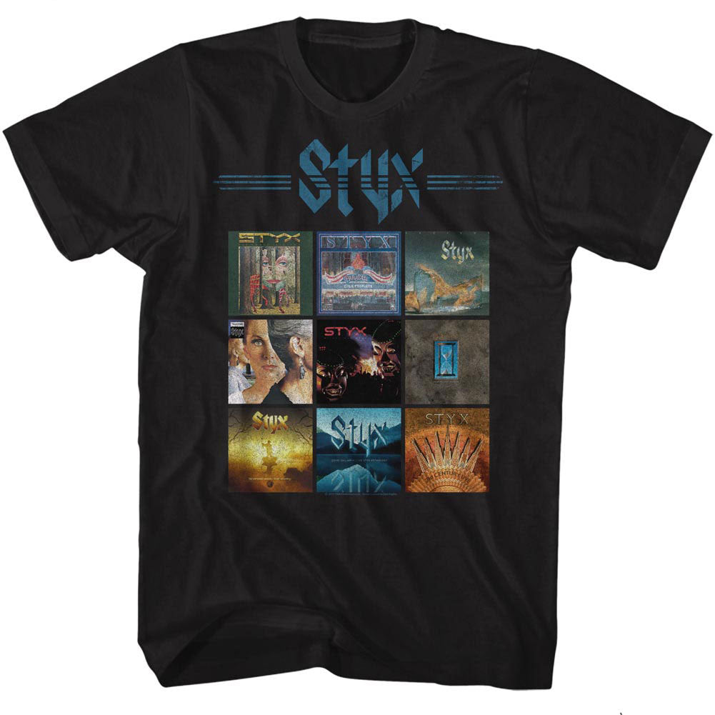 Album Grid T-shirt