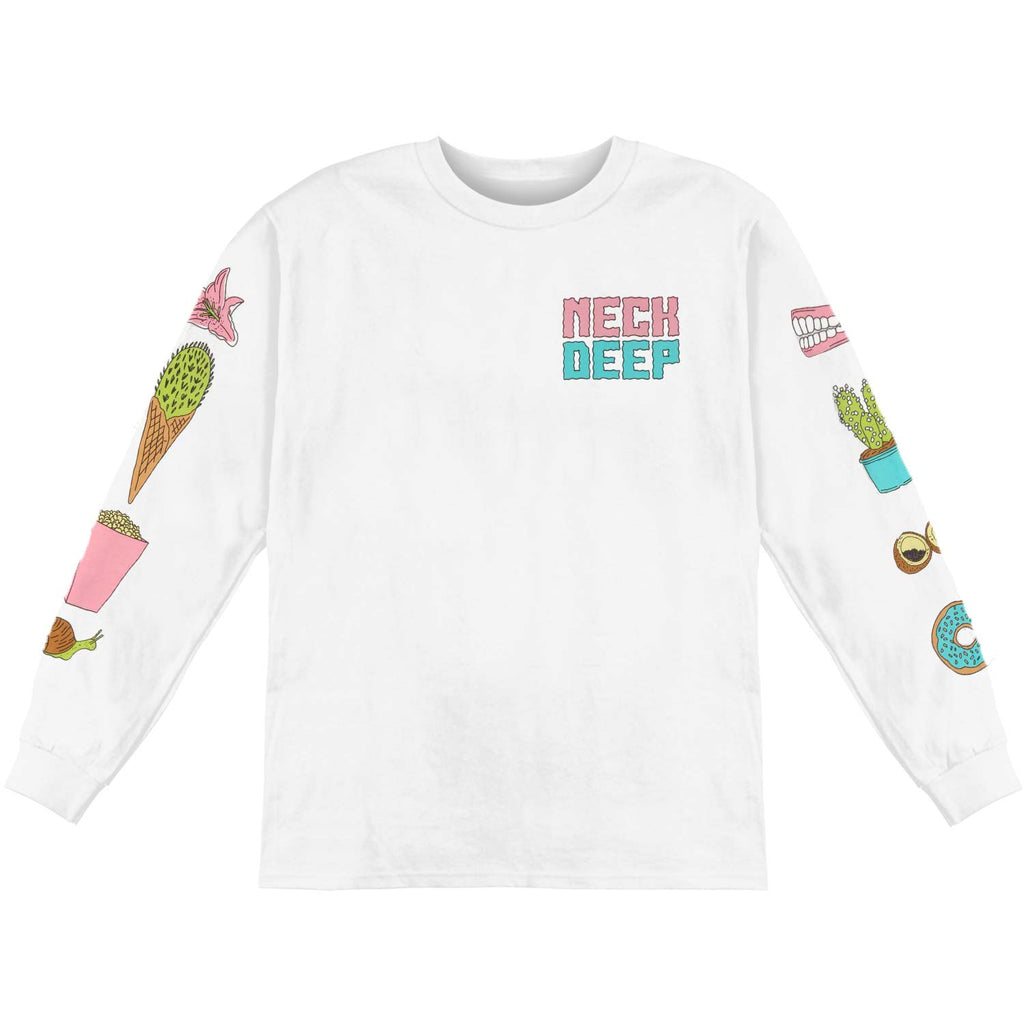 In Bloom Icons  Long Sleeve