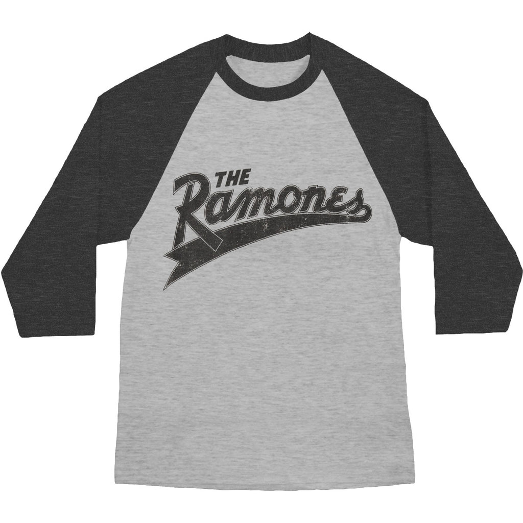 The Ramones Raglan Baseball Jersey