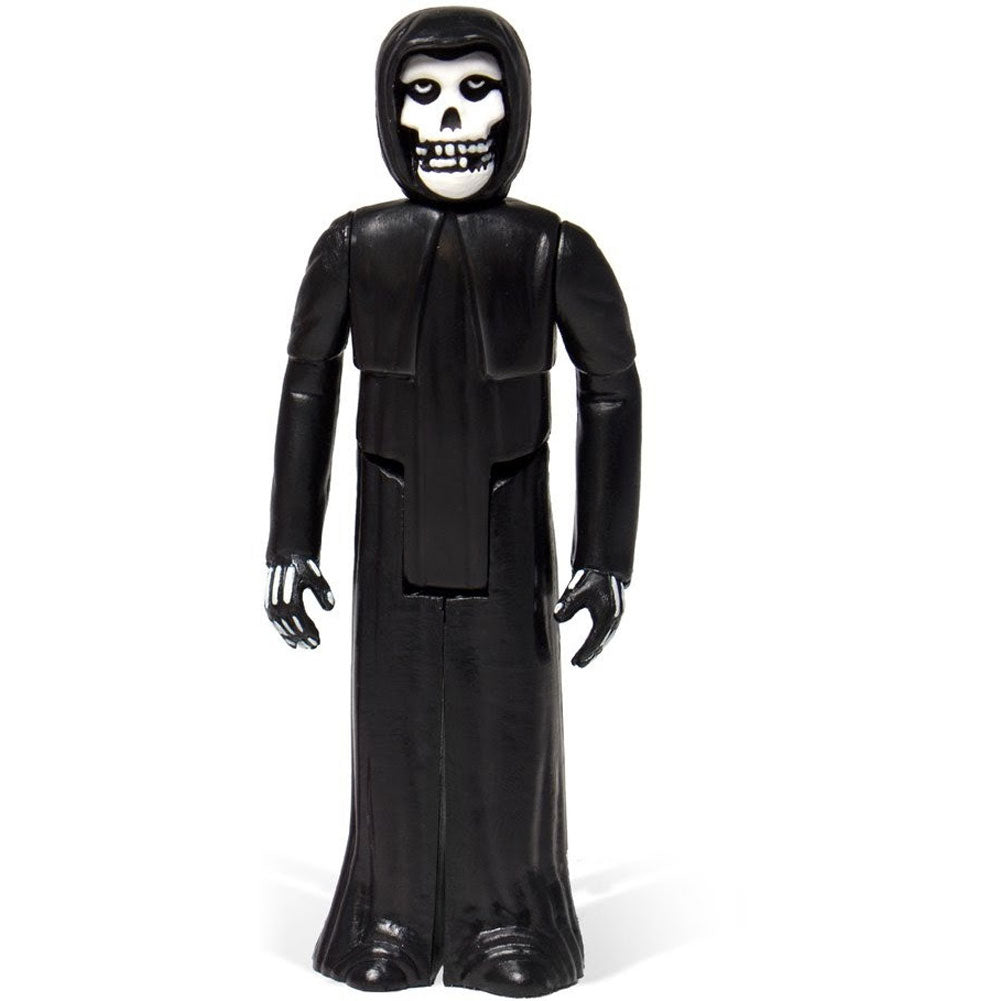 "Super7 ""Midnight Black"" The Fiend 3.75"" ReAction Figure Action Figure"