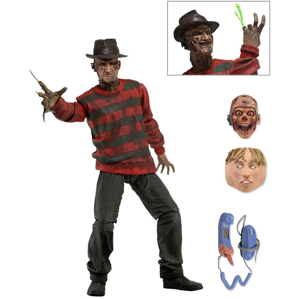 Ultimate Freddy Action Figure