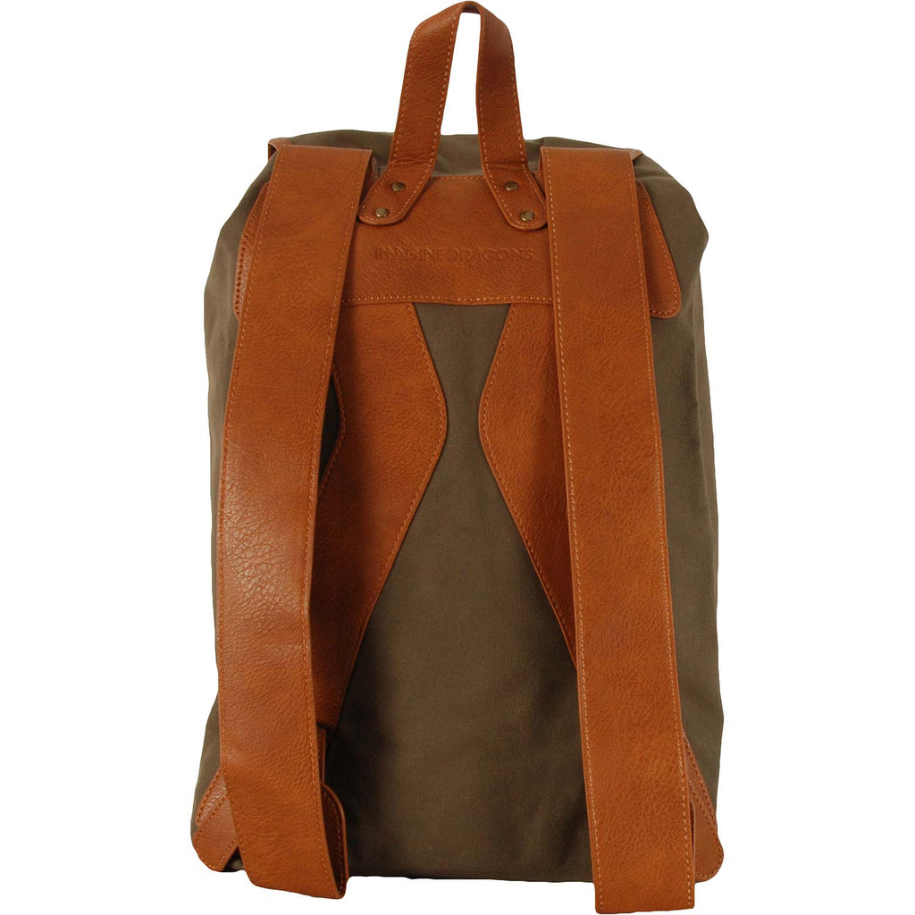 Embossed Cross Backpack