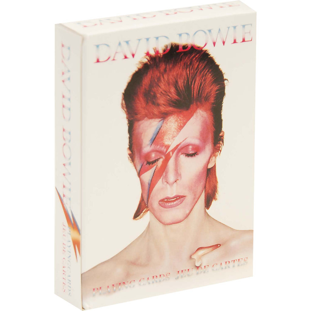 Bowie Playing Cards