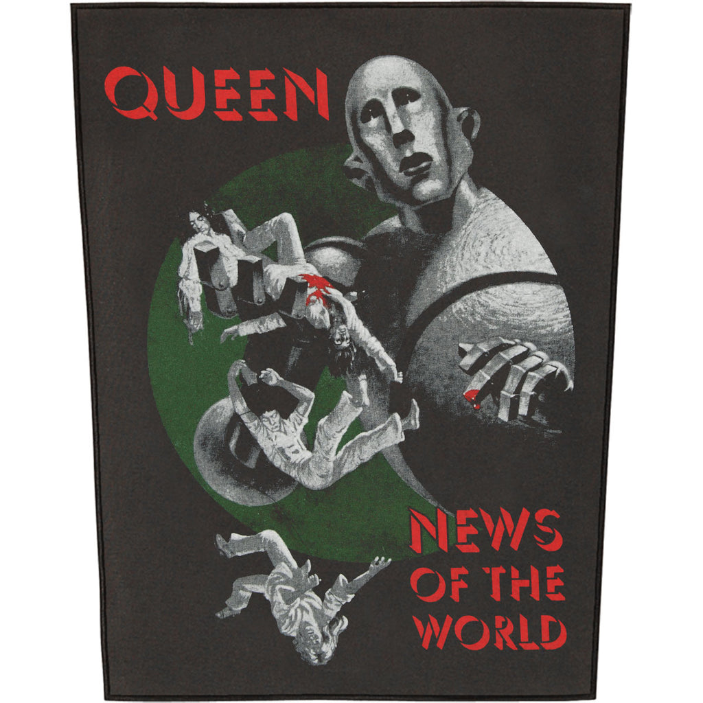 News Of The World Back Patch