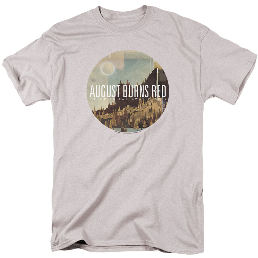 Far Away Places Adult T-shirt