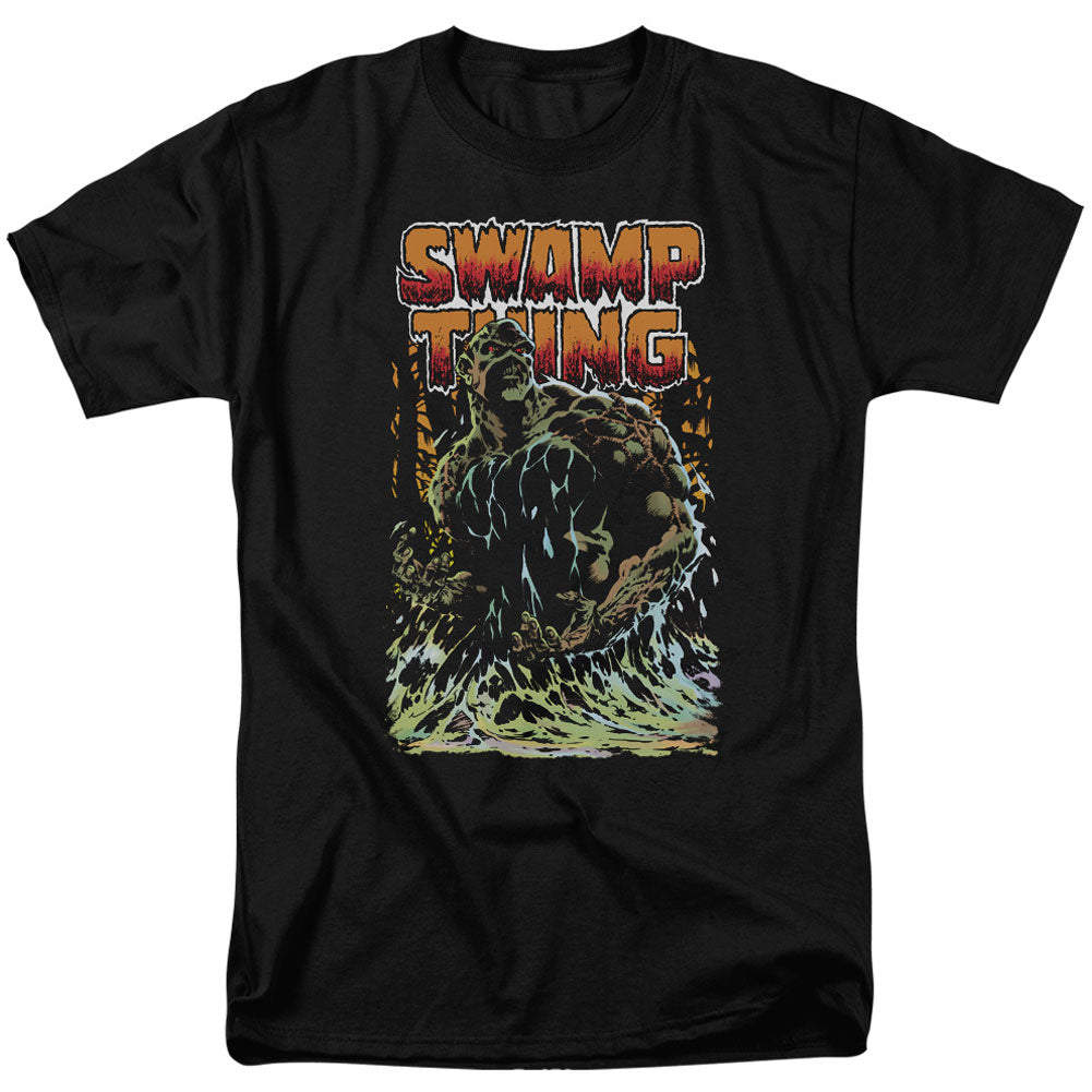 Swamp Thing Adult T-shirt