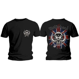 LEMMY Lived To Win Backprint Motorhead Mens T Shirt Official Licensed Band Merch