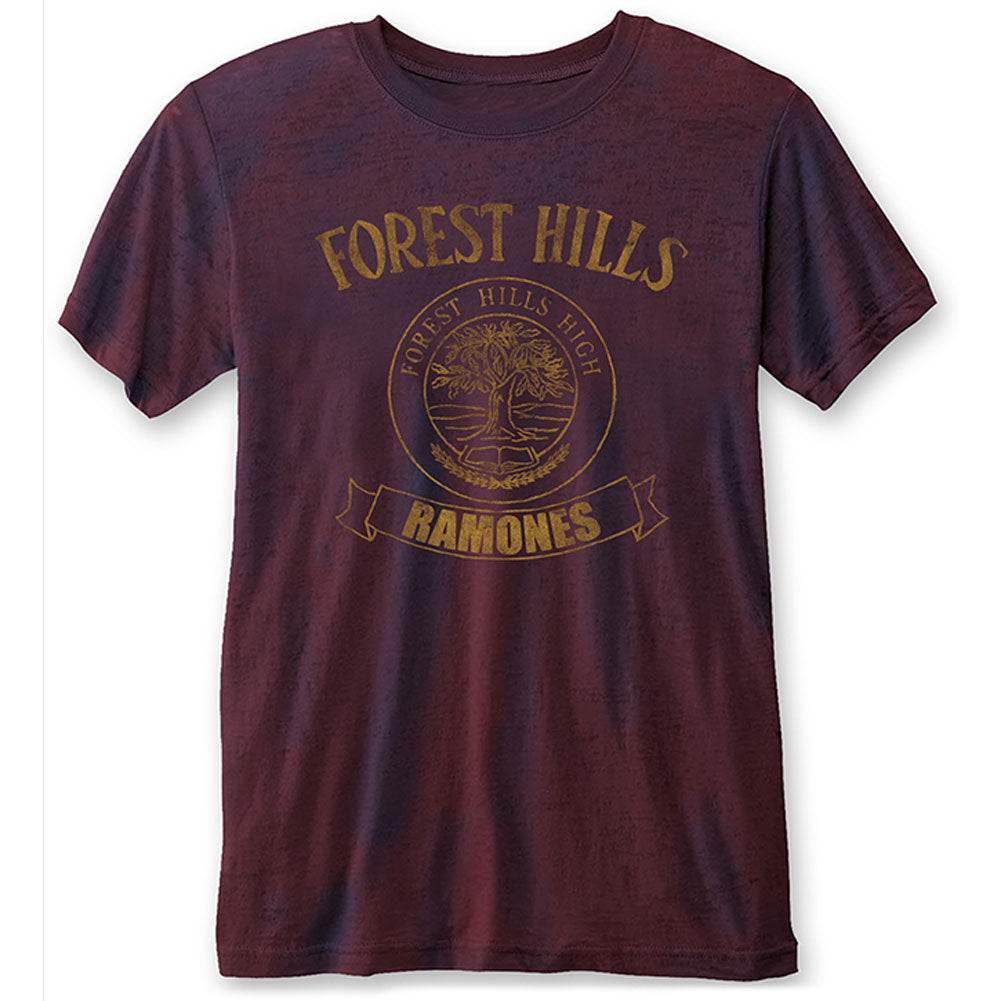 Forest Hills (Burn Out) Vintage T-shirt