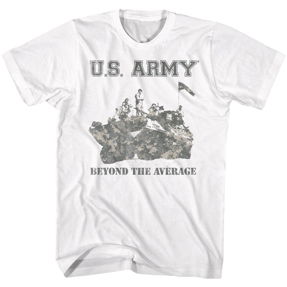 Army Beyond The Average T-shirt