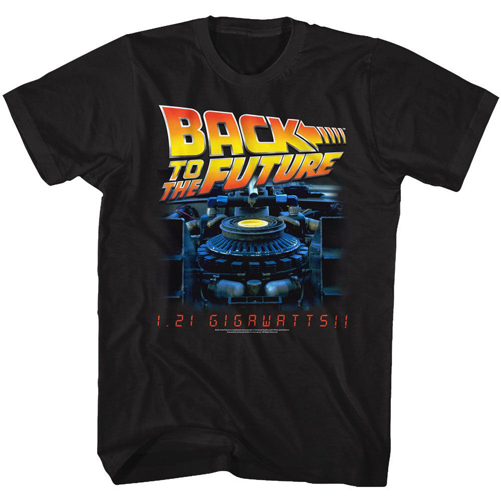 Back To The Future G Side T-shirt