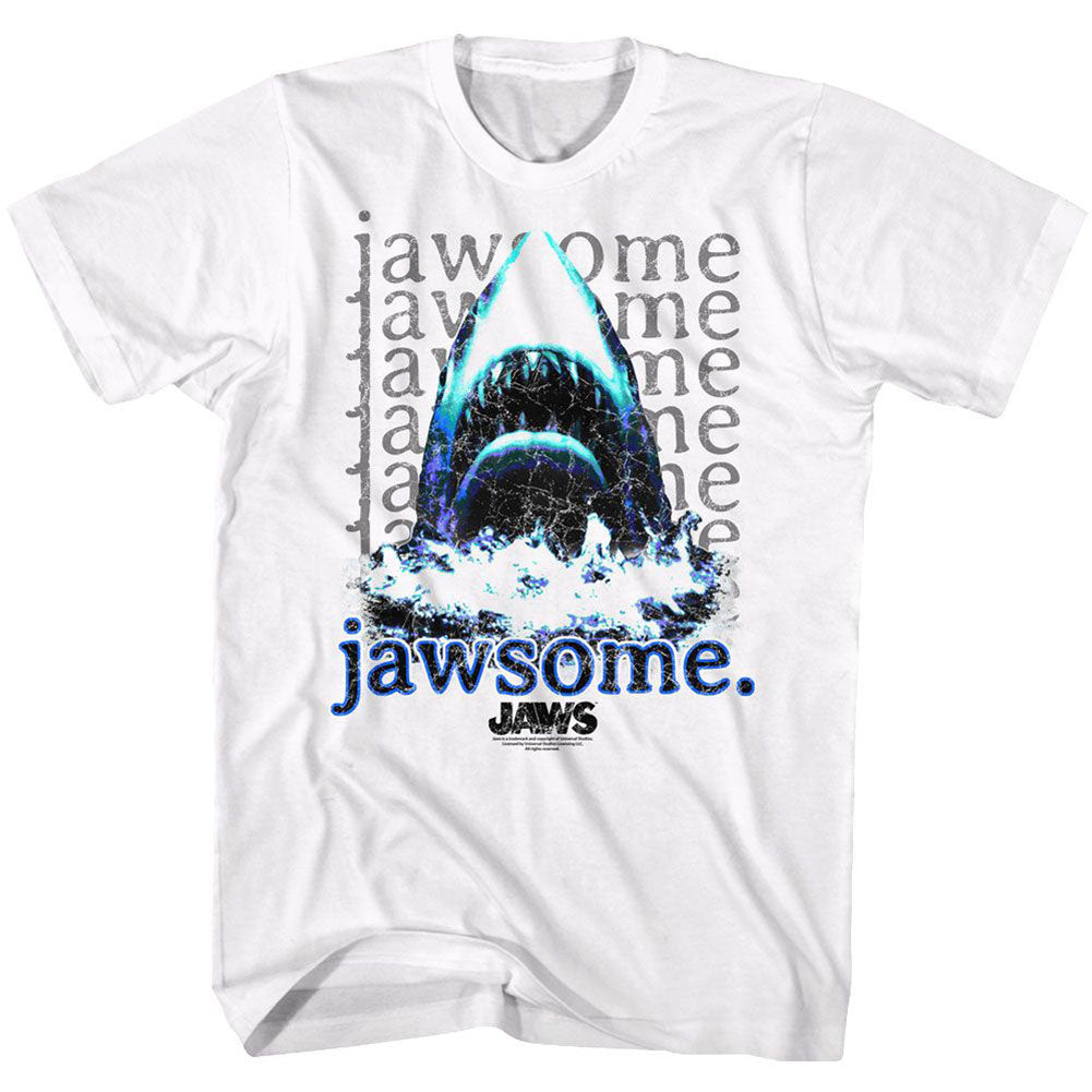 Jaws Jawsome Repeat T-shirt