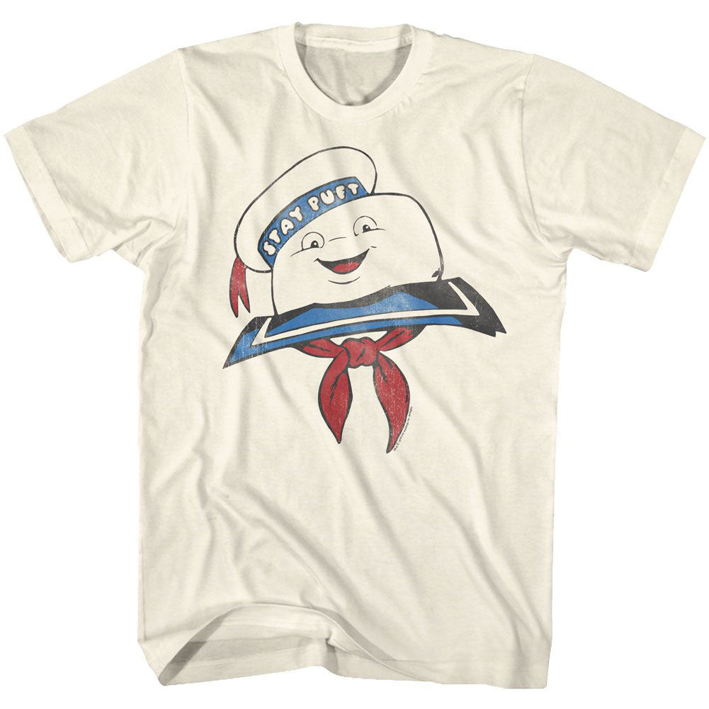 Stay Puft Head T-shirt