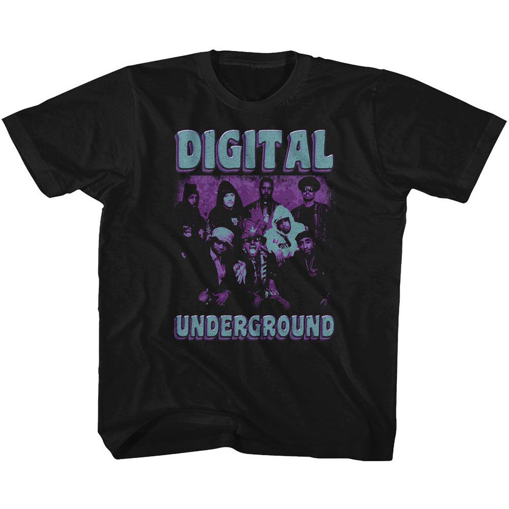 Digital Underground Funky Purp Youth T-shirt
