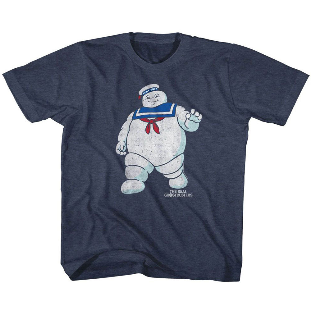 Ghostbusters Mr Stay Puft 2 Youth T-shirt