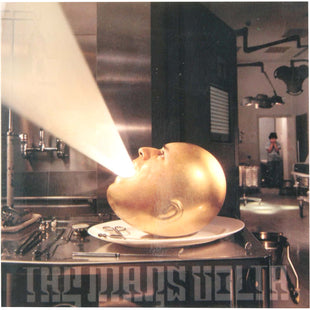 Combustion The Mars Volta Rock Music Band Sticker