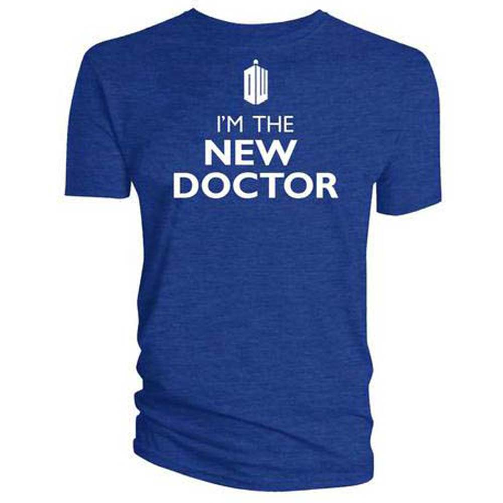 I'm the New Doctor T-shirt