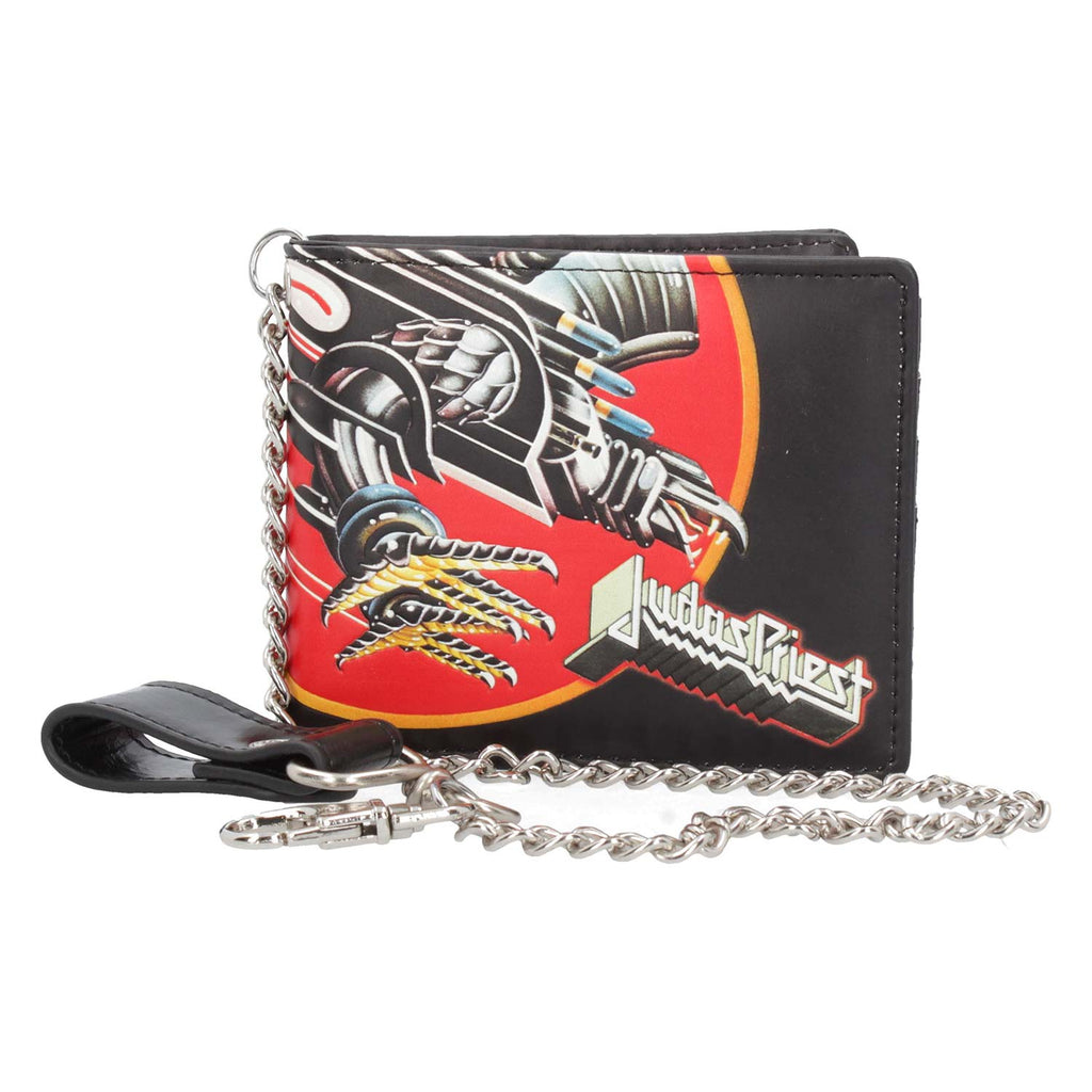Screaming for Vengeance Wallet Tri-Fold Wallet