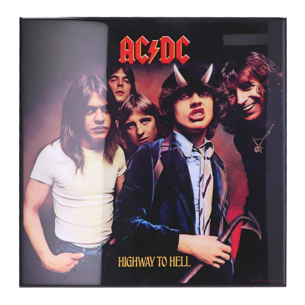 Highway to Hell Framed Wall Art
