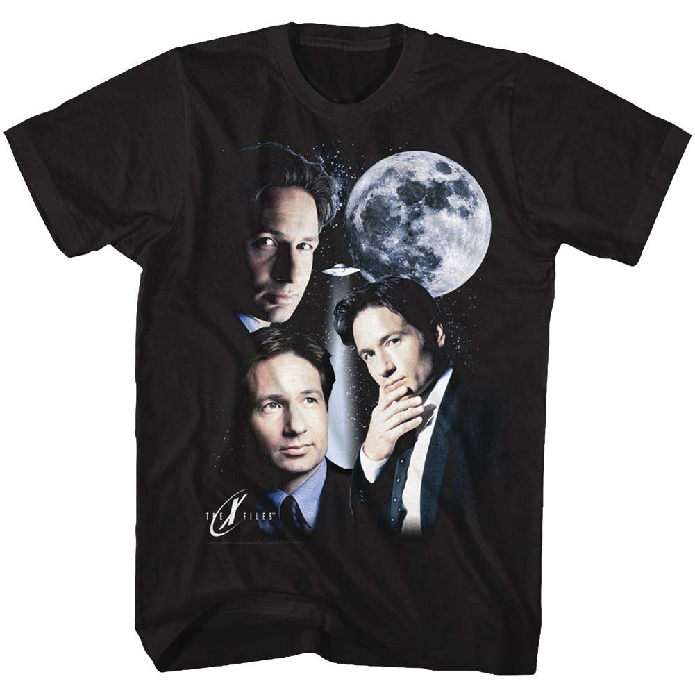 3 Mulder Moon T-shirt