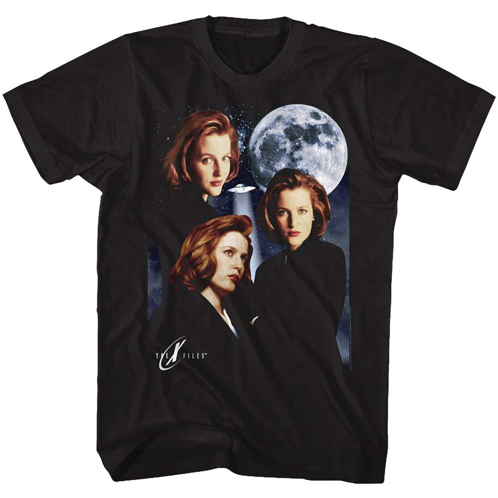 3 Scully Moon T-shirt