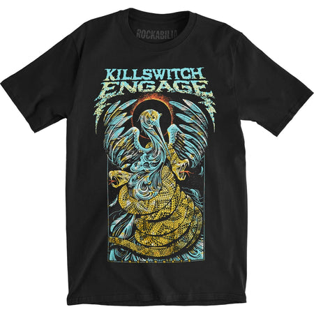 KILLSWITCH ENGAGE Gore Mens T Shirt Unisex Official Licensed Band Merch