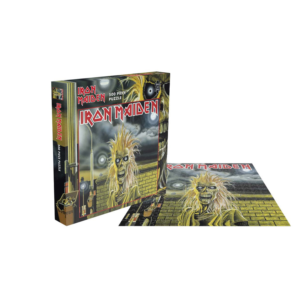 Iron Maiden (500 Piece Jigsaw Puzzle) Puzzle